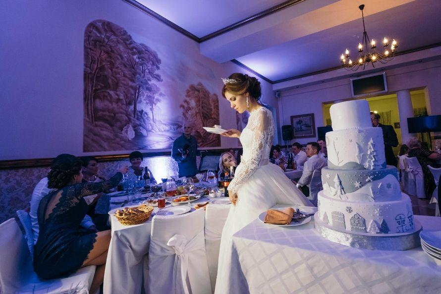"""Свадьба в ресторане усадьбы Лафер - фото 15256198 Отель-усадьба """"Лафер"""""""