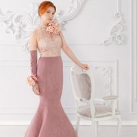 Вечернее платье «Мэрлин» - индивидуальный пошив