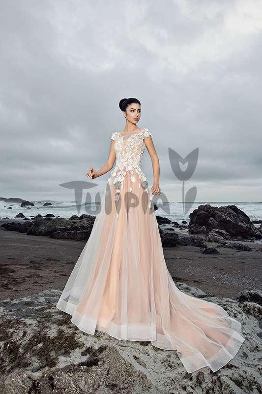 Nora - фото 15307718 TM Tulipia - салон свадебных платьев