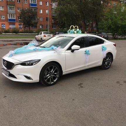 Аренда авто Mazda 6, цена за 1 час