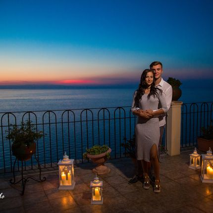Фотосъёмка Love Story в Италии