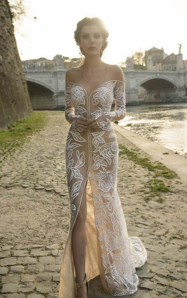 Самое сексуальное свадебное платье фото — pic 13