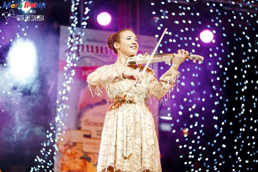 Фото 16730418 в коллекции Евгения Мальцева - Евгения Мальцева - скрипичное шоу
