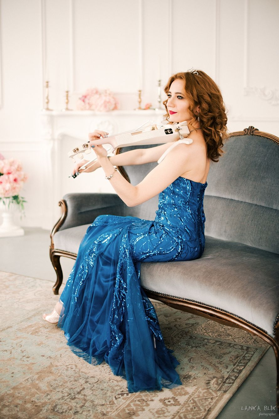 Фото 17181882 в коллекции Евгения Мальцева - Евгения Мальцева - скрипичное шоу
