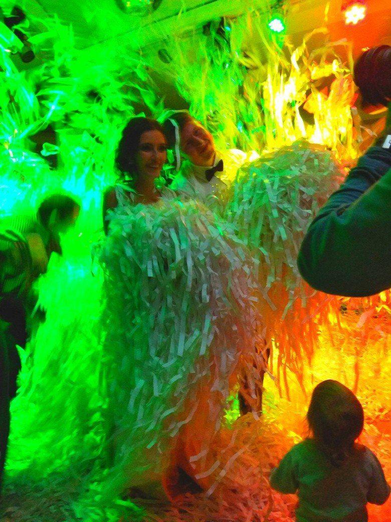 "Фото 15703646 в коллекции Бумажное шоу|ТЮМЕНЬ - Бумажное шоу ""Euphoria"" - шоу конфетти"