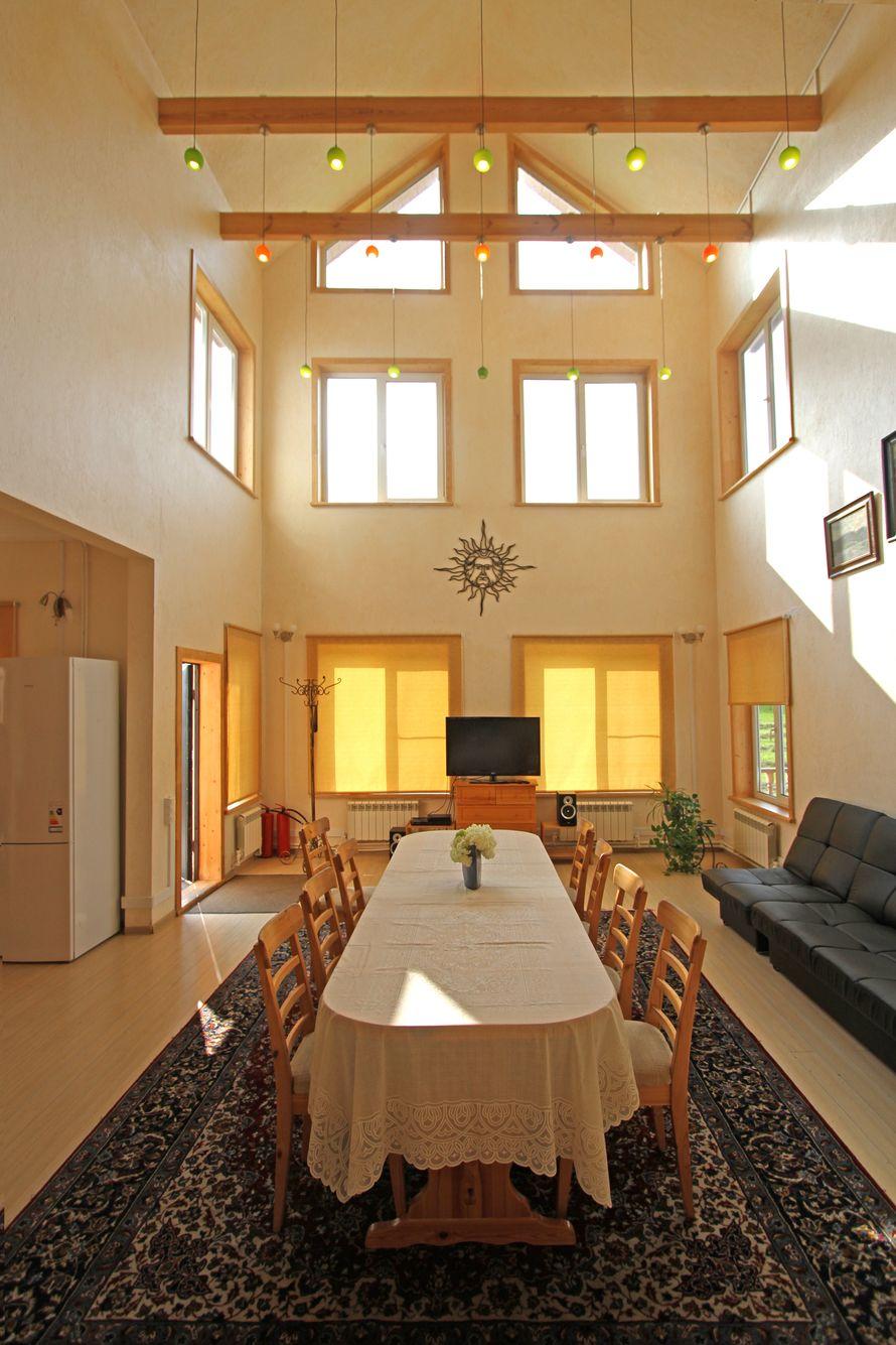 Фото 18973014 в коллекции коттедж 300 м2 (6 спален, гостиная, банкетный зал до 40 гостей) - Алексино-истра - загородный комплекс