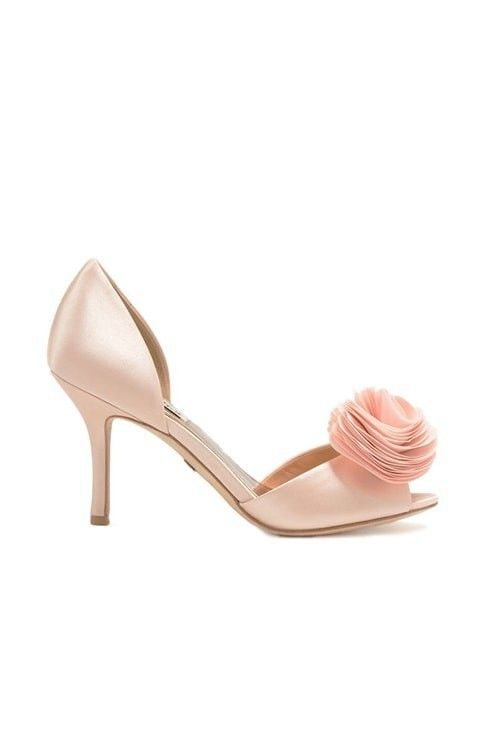 Туфли Tohra Badgley Mischka
