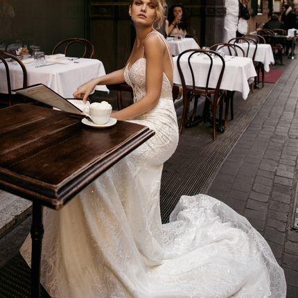 Свадебное платье Hortensia