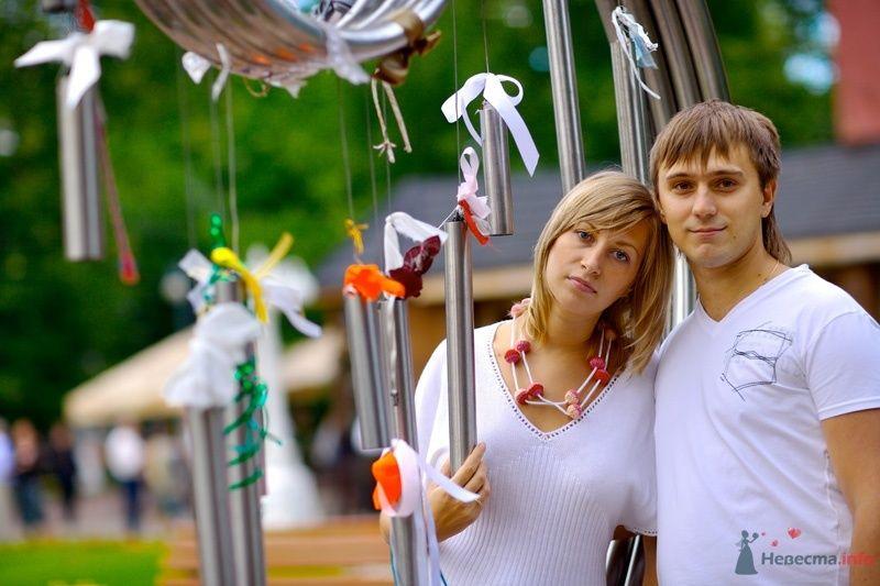 Фото 40245 в коллекции Love Story Виталий и Надежда Сад Эрмитаж - Геннадий Котельников - видео и фотоуслуги