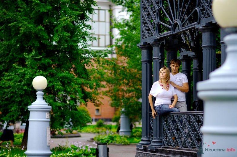 Фото 40260 в коллекции Love Story Виталий и Надежда Сад Эрмитаж - Геннадий Котельников - видео и фотоуслуги