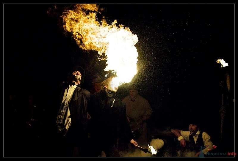 """Фото 40678 в коллекции Art of Fire лицедейство """"Ognennie Ludi"""" Огненные Люди  - Геннадий Котельников - видео и фотоуслуги"""
