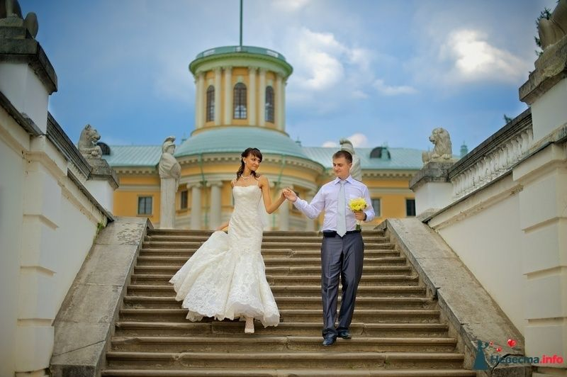 Фото 126658 в коллекции Свадебные фотографии - Геннадий Котельников - видео и фотоуслуги