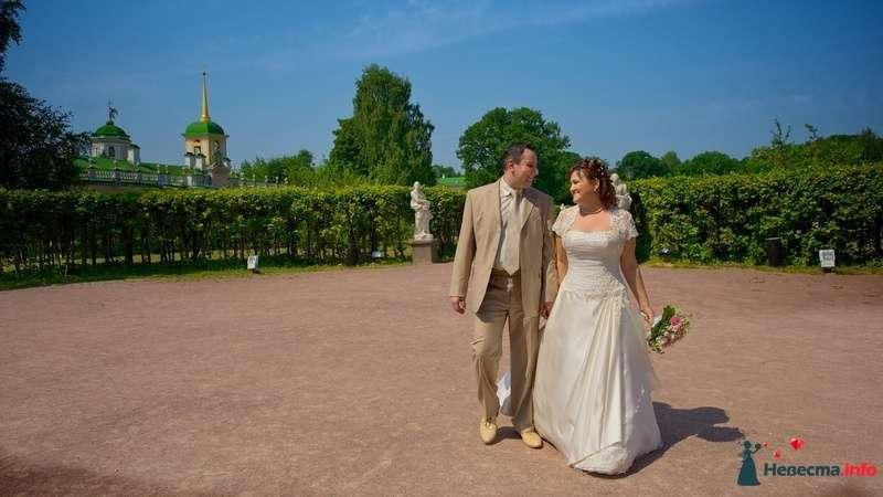 Фото 126812 в коллекции Свадебные фотографии - Геннадий Котельников - видео и фотоуслуги