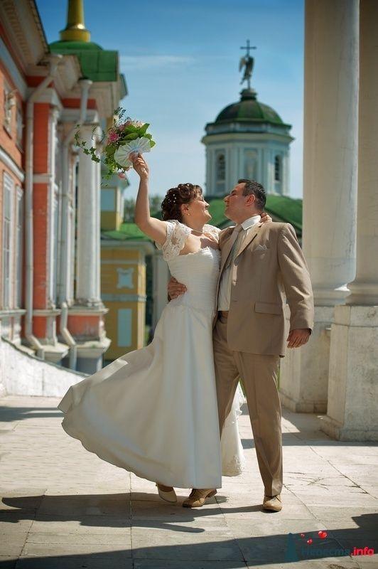 Фото 126821 в коллекции Свадебные фотографии