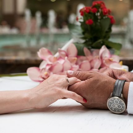 "Фотосъёмка Love story - пакет ""От знакомства до свадьбы"""