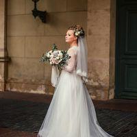 """Свадебное платье  """"Сладкий поцелуй"""""""