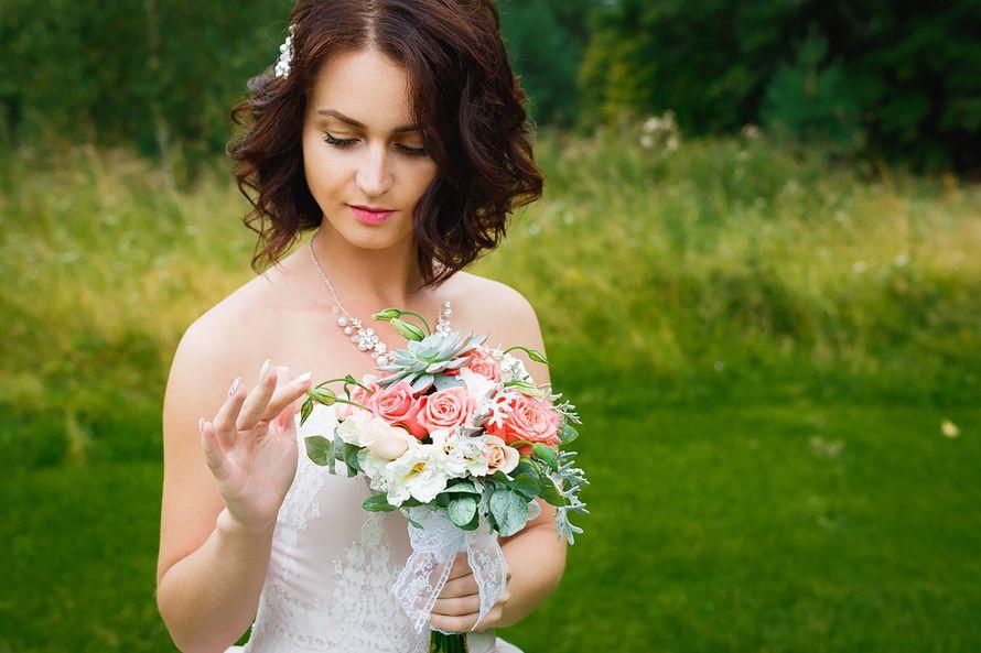 Фото 15521170 в коллекции свадьба Леонида и Марии.26/08/17 - Фотограф Катерина Резанова