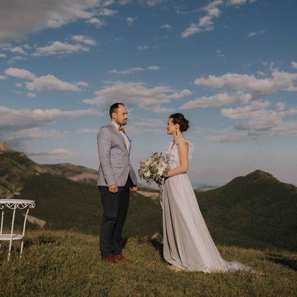 Свадьба в горах около Тбилиси