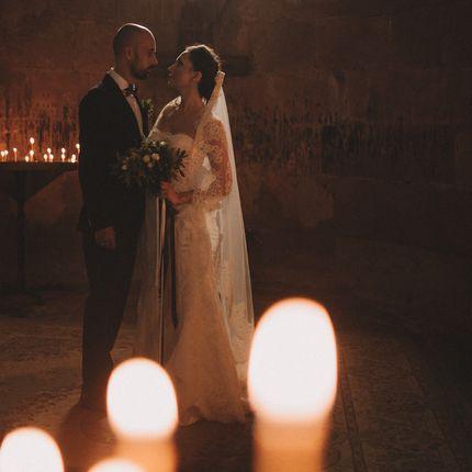Венчание в соборе в Мцхете