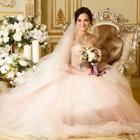 """Свадьба нашей красавицы Екатерины в  волшебном свадебном  платье """" Сапфир"""""""
