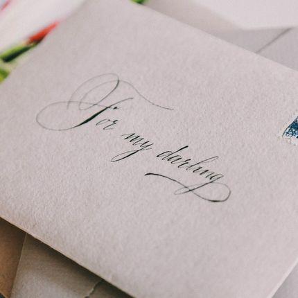 Подпись конвертов