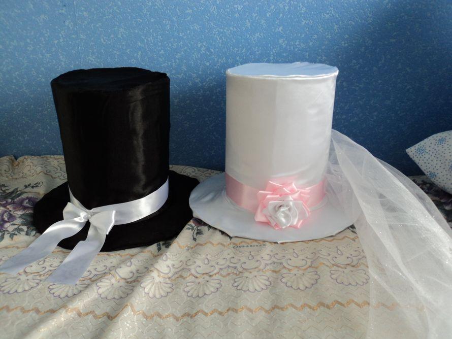 Из чего сделать шляпы на свадебную машину своими руками