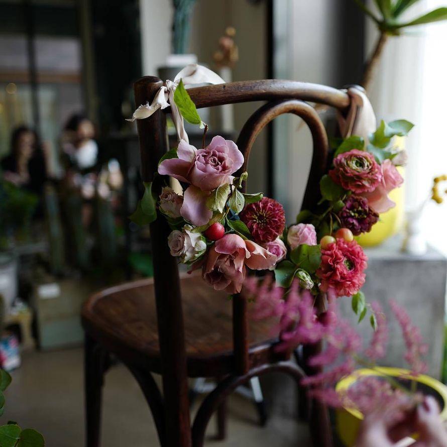 Фото 15608490 в коллекции Свадебная флористика. - Attraversiamo - студия декора и флористики