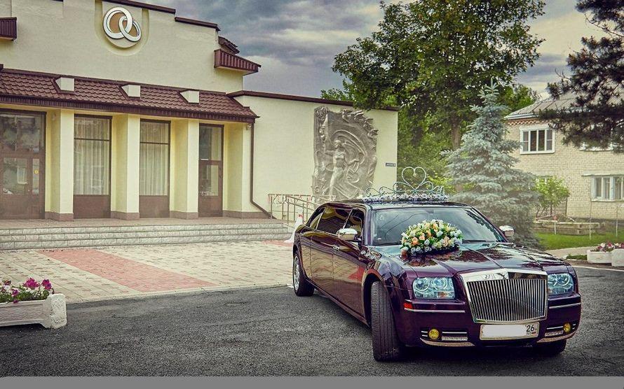 Фото 15632822 в коллекции Свадьба в Невинномысске и по Кочубеевскому району - Vip-Лимузин - салон аренды авто