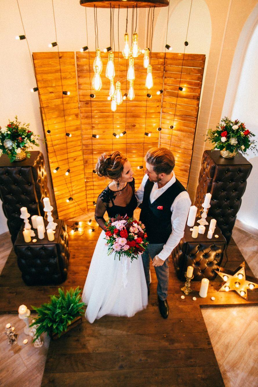 """Фото 15640826 в коллекции Выездная регистрация """"Под светом лампы"""" - Студия декора и организации свадьбы """"Just wedding"""""""
