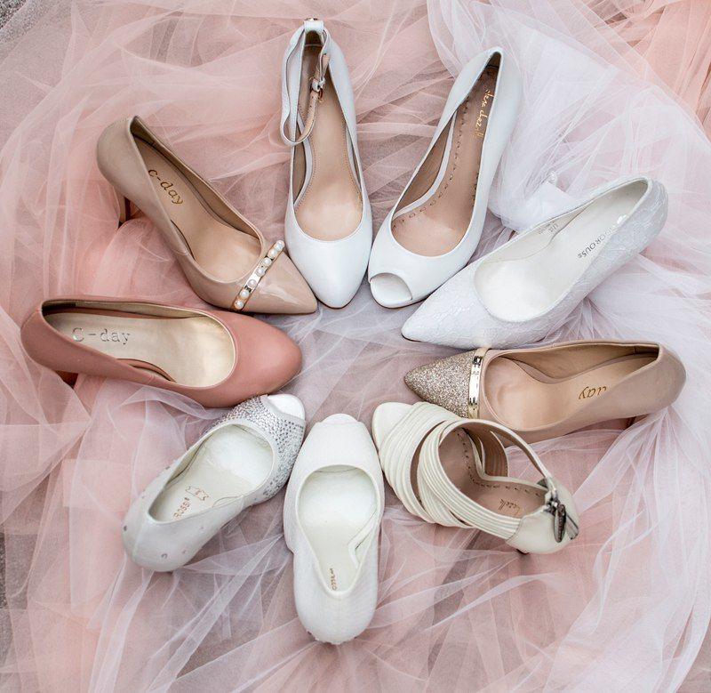 Фото 16778202 в коллекции Свадебная обувь и сумочки - Свадебный салон Edler Weiss