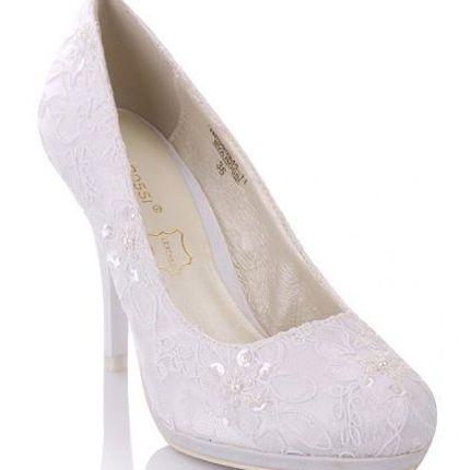 Свадебные туфли Eva Rossi