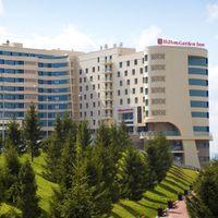 Банкетный зал Отеля Hilton Garden Inn Ufa