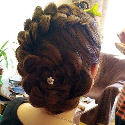 Плетение, французские косы