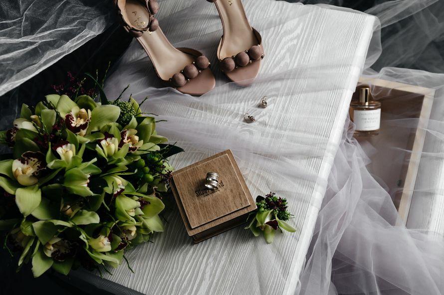 Фото 16693388 в коллекции Александр и Кристина,  декабрь, 2017 - Свадебный организатор Тимакова Галина