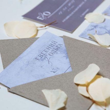 Приглашения и гостевые карточки, навигация на свадьбе