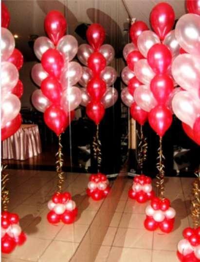 Фото 15740362 в коллекции Оформление шарами - 100шаров - оформление шарами