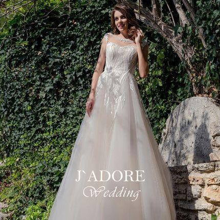 Свадебное платье Малин