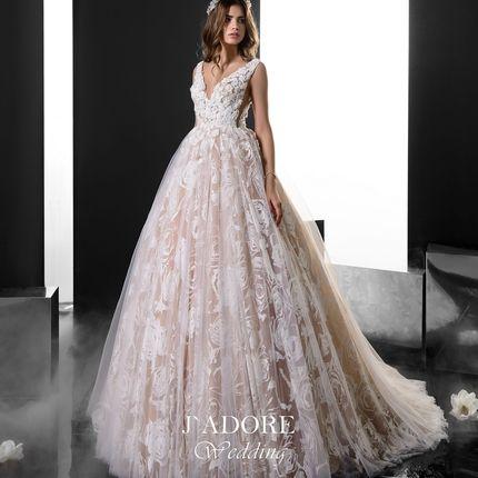 Свадебное платье 1421