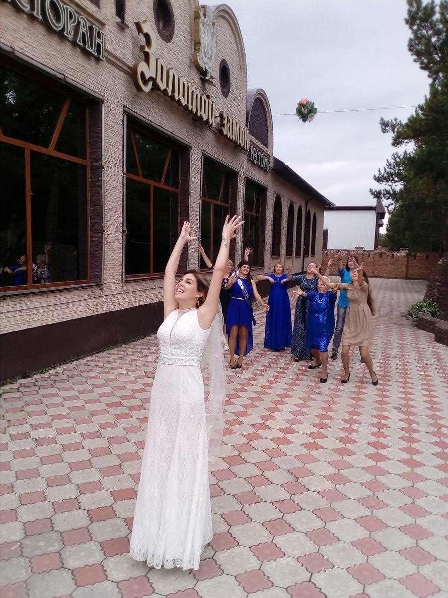 Свадьба 16.09.16 г.  букет невесты - фото 15747674 Ведущий Серж Morozov