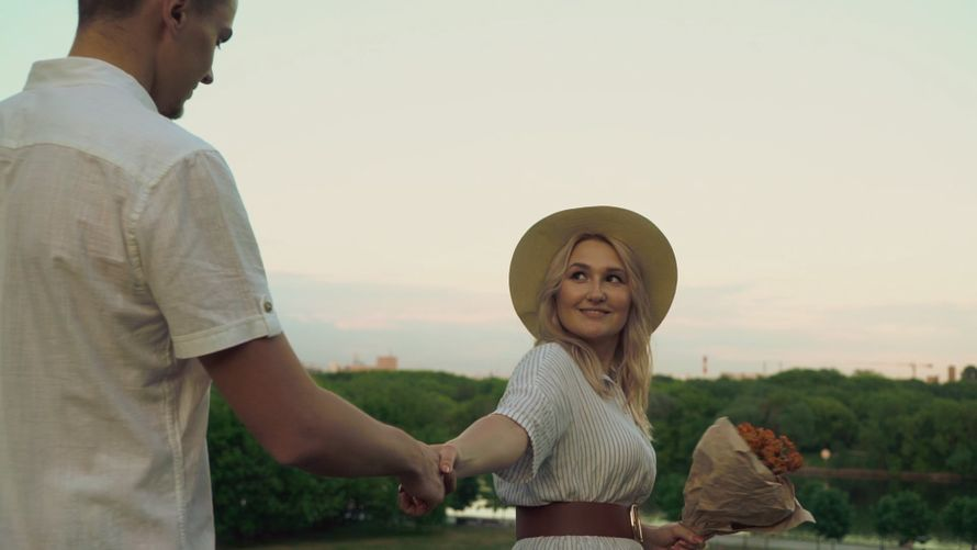 Досвадебная видеосъёмка Love story