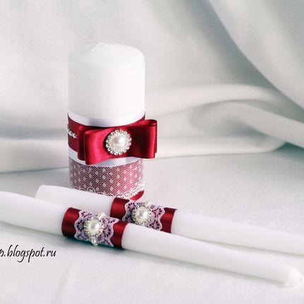 Комплект из 3-х свечей