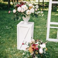 Флористика: Make Flowers Фото: Маргарита Маммедова  Декор: Даша Школина, Pro.love