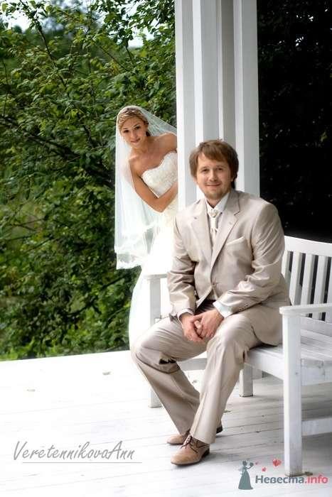 Фото 37252 в коллекции Ляна и Павел - Свадебный фотограф Анна Веретенникова