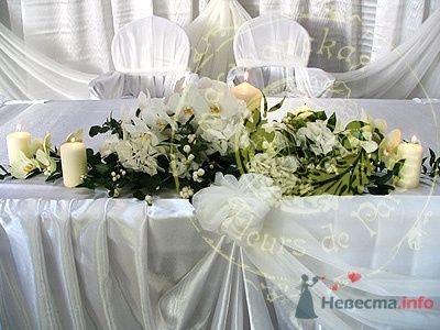 Фото 51111 в коллекции Цветы на свадьбе - Лися