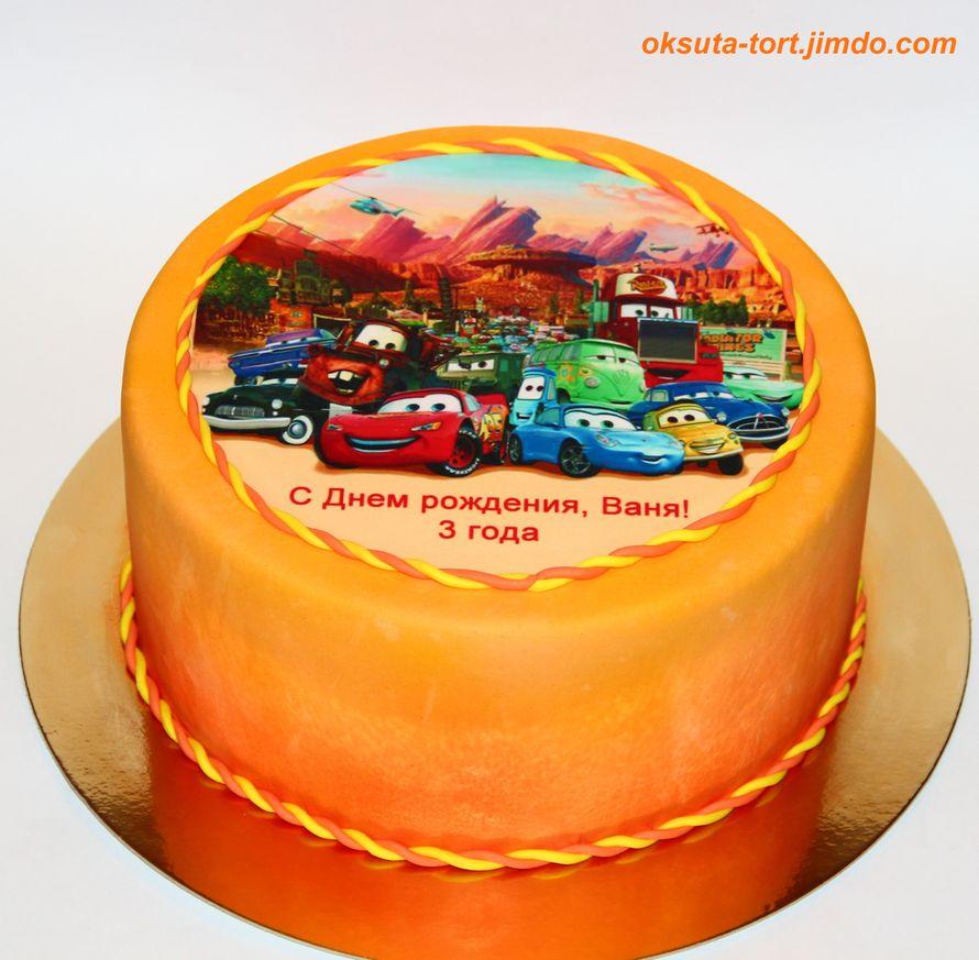 Торт каринка фото