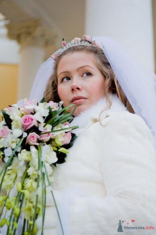 невеста и её букет - фото 61037 sokoloik