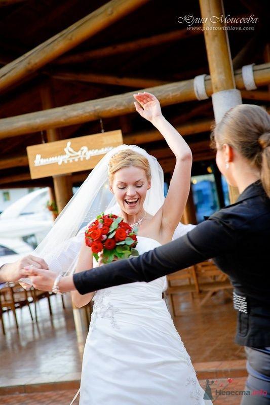 """Фото 57428 в коллекции Свадьба на воде в яхт-клубе """"Нептун"""" - Свадебный фотограф Моисеева Юлия"""