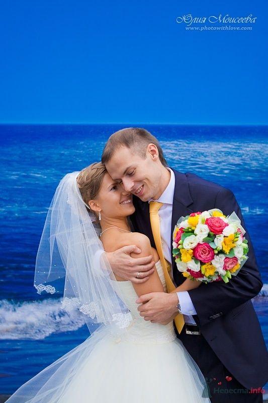 Фото 58038 в коллекции Свадьба в отеле Ritz-Carltnon - Свадебный фотограф Моисеева Юлия