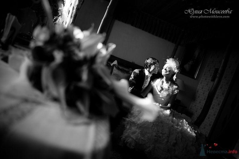 Фото 62527 в коллекции Свадьба Елены и Олега в гостинице АСТОРИЯ