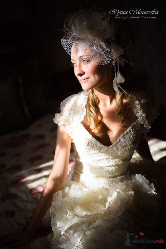 Красивая невеста - фото 62529 Свадебный фотограф Моисеева Юлия